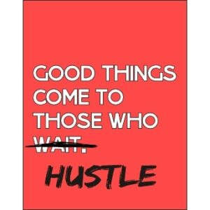 hustle posters online india