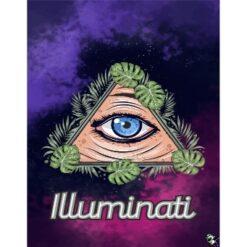 illuminati posters online india