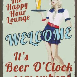Welcome, its beer o'clock somewhere