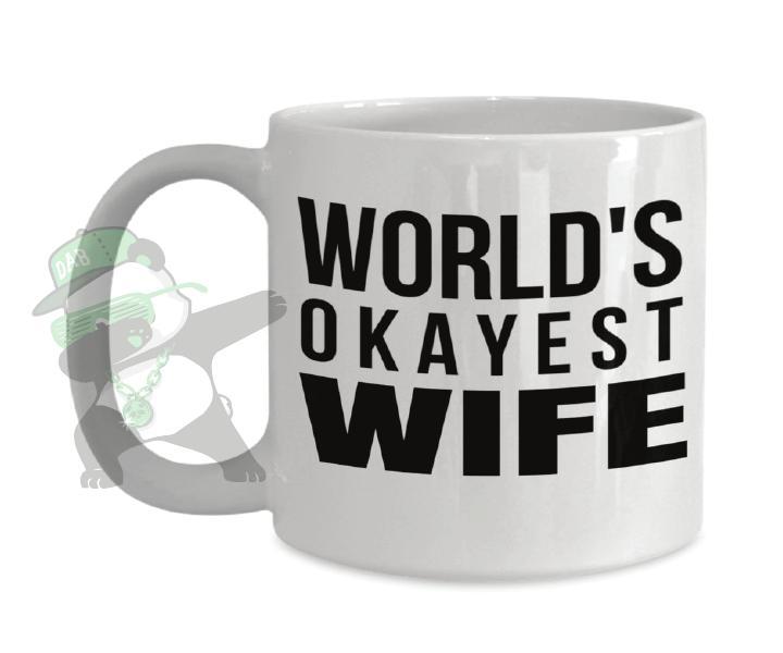 World's Okayest Wife