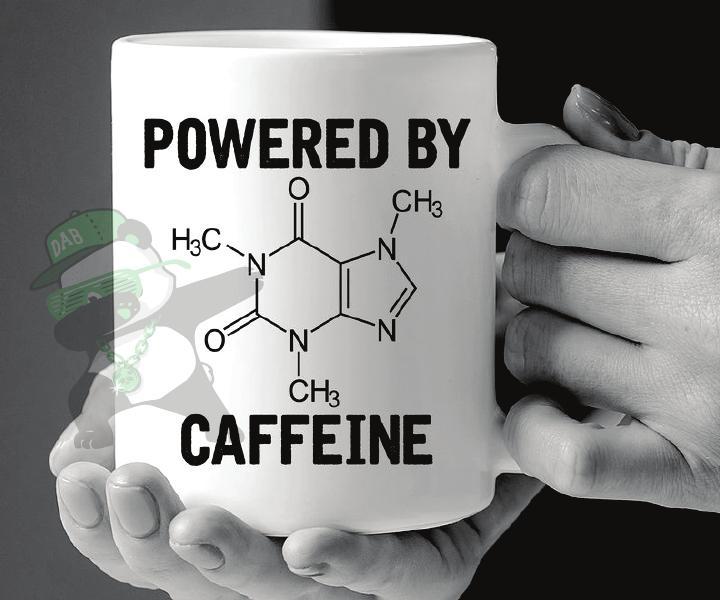 Powered by Caffeine