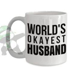 World's Okayest Husband