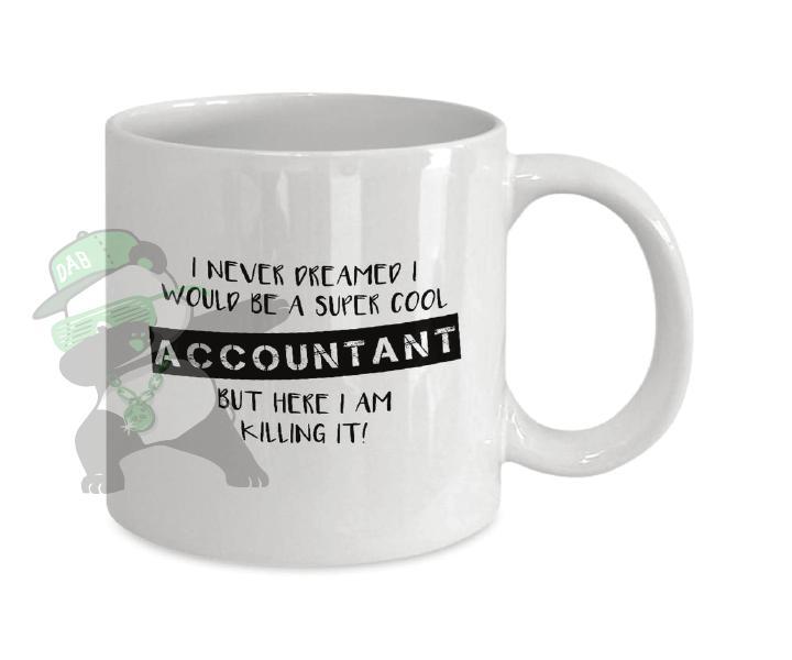 Funny mugs for Accountants