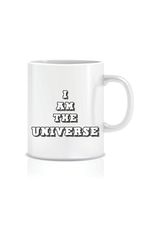 I am the universe