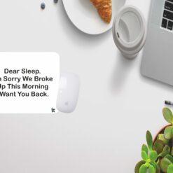 Dear Sleep, i'm sorry we broke up