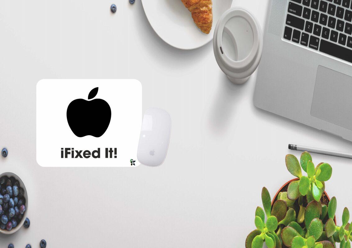 iFixed It
