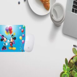 Mickey minnie balloon-blue