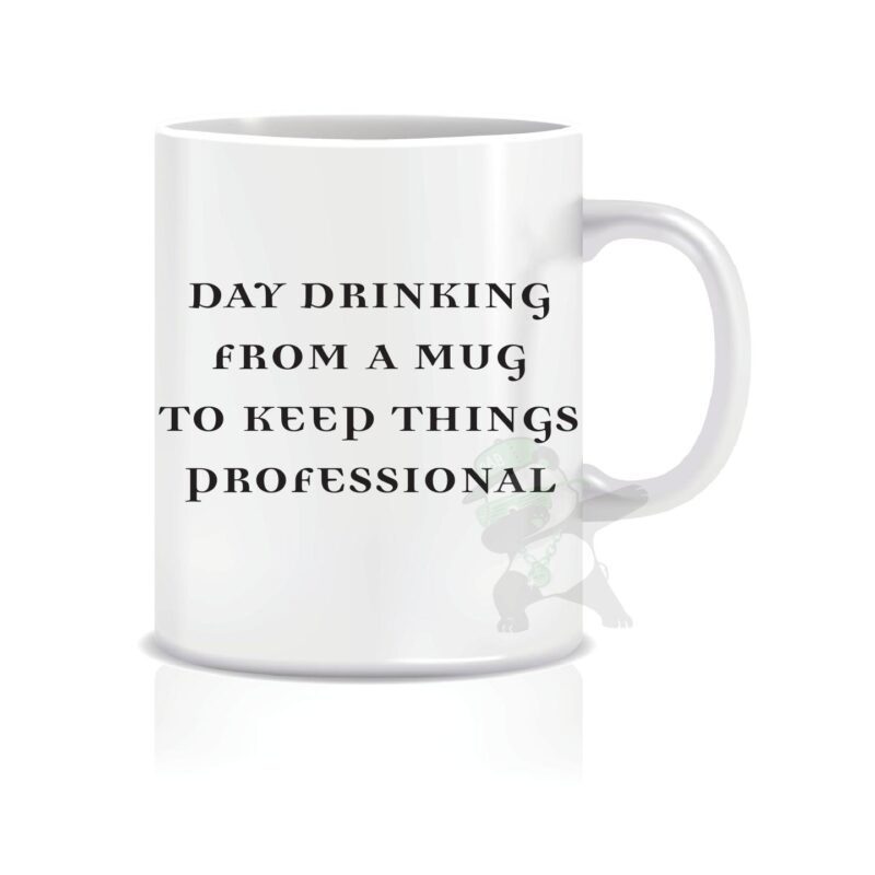 Day Drinking-Keeping things Professional