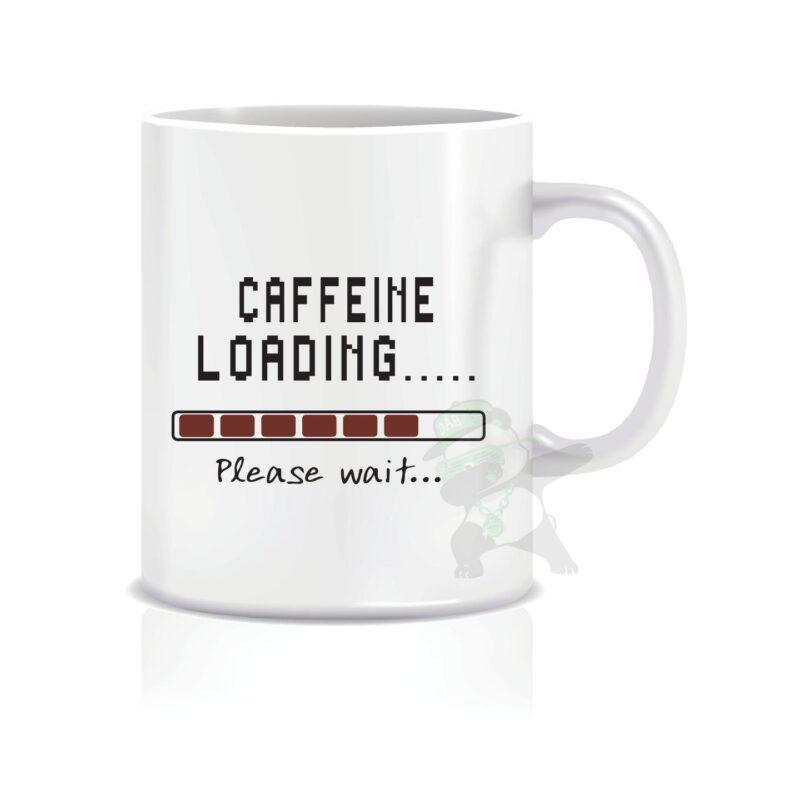 Caffeine Loading....Please Wait