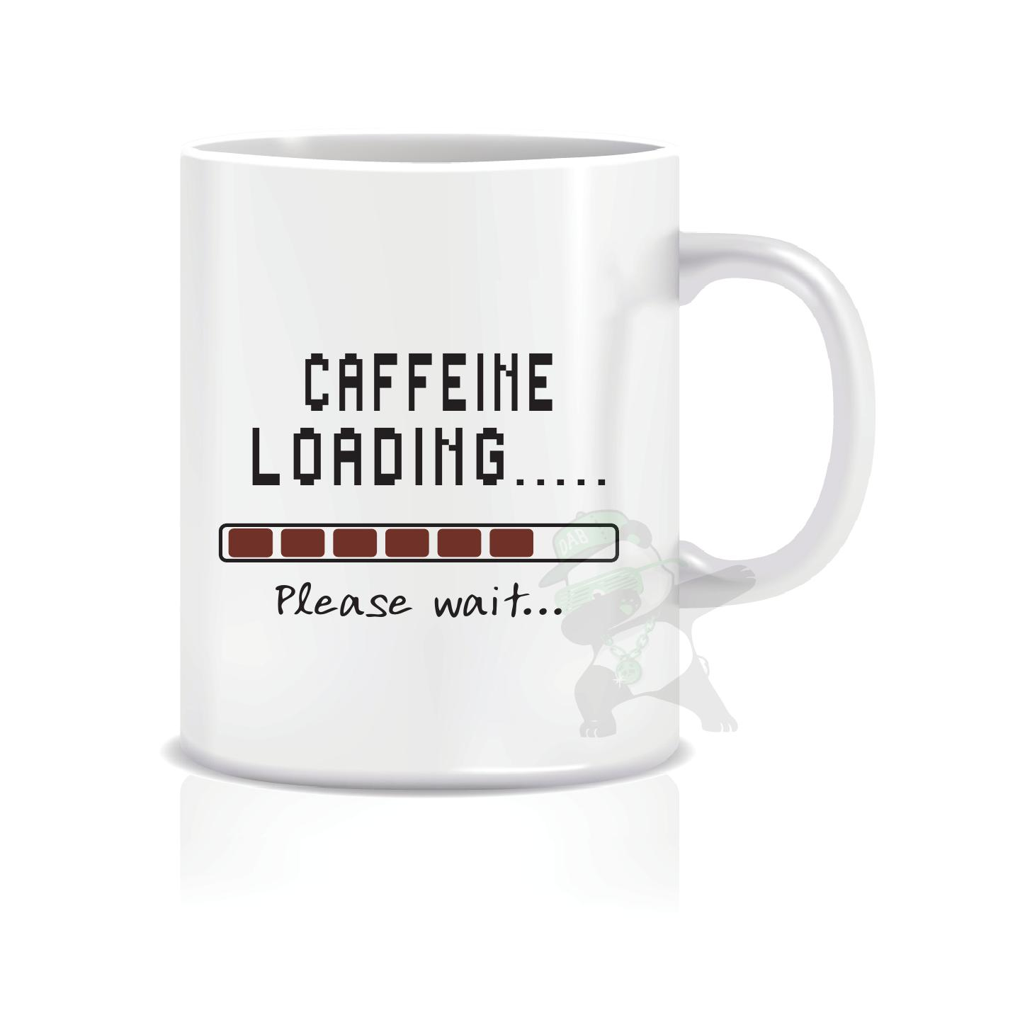 Caffeine Loading....Please Wait