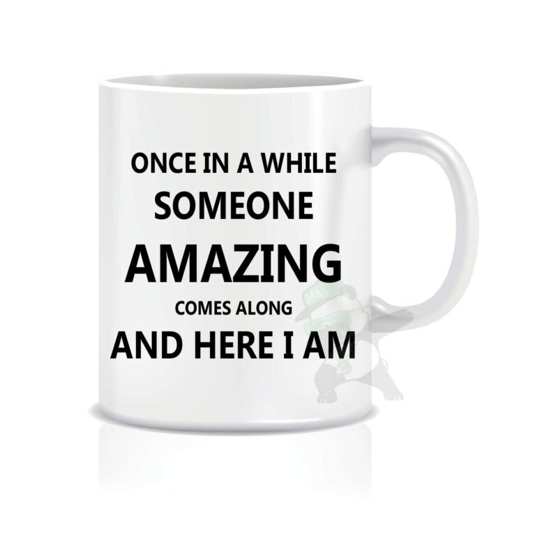 Someone Amazing-Here i am