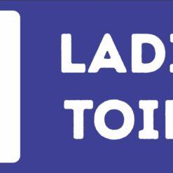 Ladies Toilet