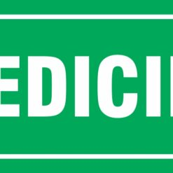 Medicine Sign Board