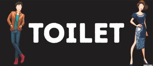Toilet-Stylish